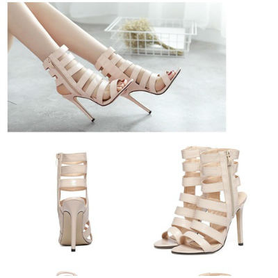 SH3178 IDR.235.000 MATERIAL PU-HEEL-11.5CM COLOR APRICOT SIZE 36,37,38,39