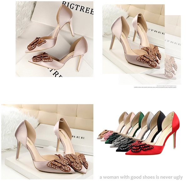 SH5203 IDR.255.000 MATERIAL PU HEEL 9CM COLOR APRICOT SIZE 35,36,37,38,39