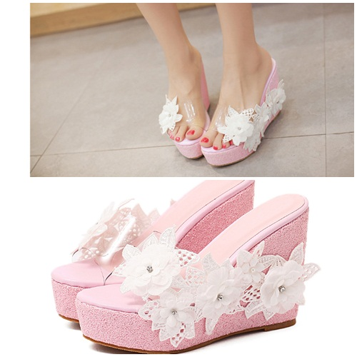 SH8832 IDR.220.000 MATERIAL PU-HEEL-11CM COLOR PINK SIZE 35,36,37,38,39