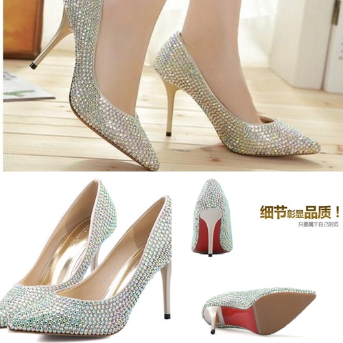 SH8927 IDR.372.OOO MATERIAL PU HEEL 10CM COLOR GOLD SIZE 36,37,38