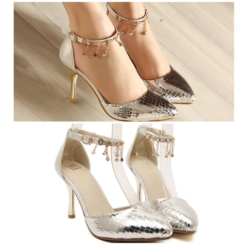 SH9056 IDR.225.000 MATERIAL PU HEEL 8CM COLOR SILVER SIZE 35,36,37,38.jpg