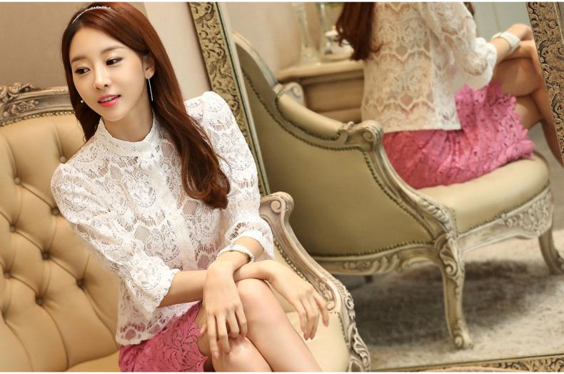T1062 IDR.138.000 MATERIAL LACE-LENGTH53CM,BUST84CM WEIGHT 250GR COLOR WHITE