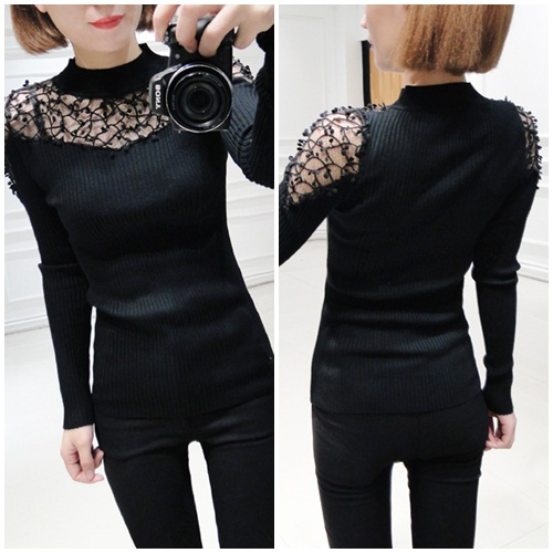 T175 IDR.110.000 MATERIAL COTTON-LENGTH59CM,BUST-80-100CM WEIGHT 220GR COLOR BLACK