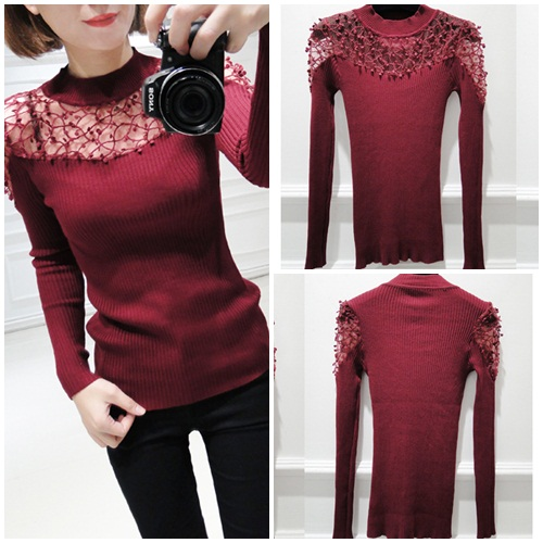 T175 IDR.110.000 MATERIAL COTTON-LENGTH59CM,BUST-80-100CM WEIGHT 220GR COLOR RED
