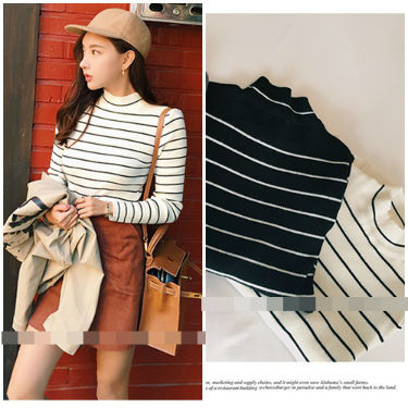 T3683 IDR.108.000 MATERIAL KNITTED-LENGTH61CM,BUST86CM WEIGHT 240GR COLOR WHITE