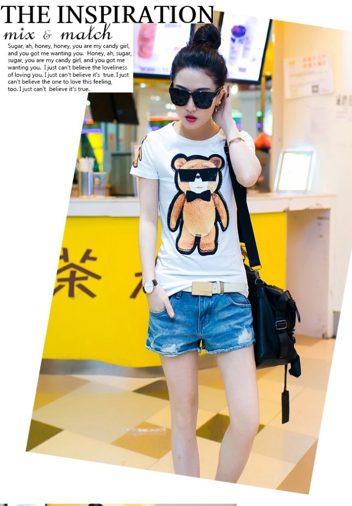 T38185 IDR.122.000 MATERIAL COTTON SIZE M-LENGTH61CM-BUST82CM WEIGHT 230GR COLOR WHITE
