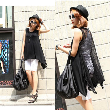 T5556 IDR.1O3.OOO MATERIAL LYCRA+LACE-LENGTH-72CM-BUST-94CM WEIGHT 230GR COLOR BLACK